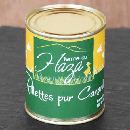 Rillettes pur canard - 120 g