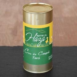 Cou farci au foie gras - 500 g