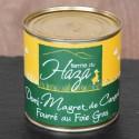 Magret fourré au foie gras - 250 g