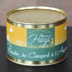 Boudin de canard - 250 g